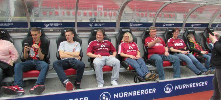 Fanclub fährt nach Dresden
