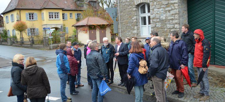 Bürgerhausverein: Herbstexkursion führt nach Sommerach