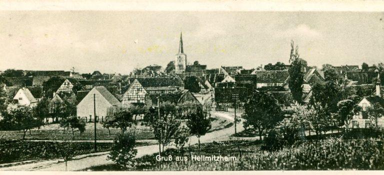 """Bilderschau """"Hellmitzheimer Dorfschätze"""" auf DVD"""