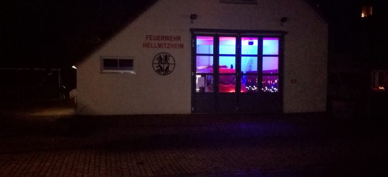 "Winterabend – Feuerwehr sagt ""DANKE"""