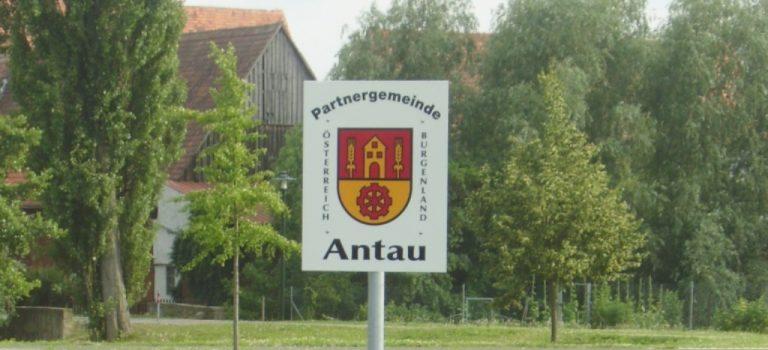 Fahrt zur Partnergemeinde Antau
