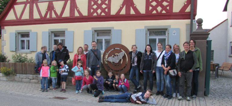 Summ summ Sulzfeld – Ausflug ins Flatterhaus