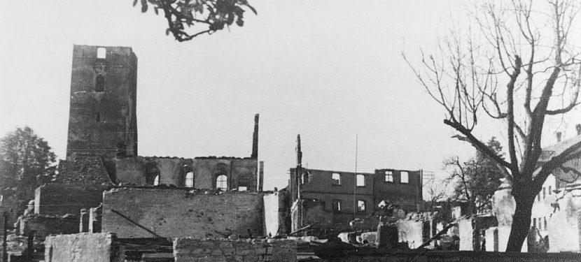 April 1945: Ein Zeitzeuge erinnert sich