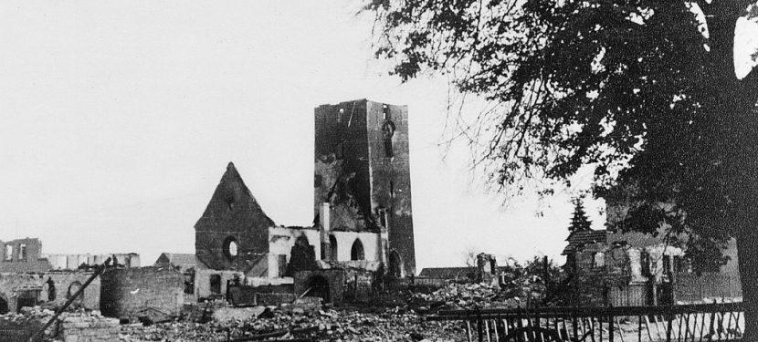April 1945: Eine Zeitzeugin erinnert sich