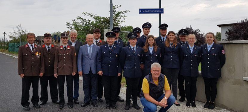 Besuch bei unseren Freunden in Antau – 130 Jahre Feuerwehr Antau