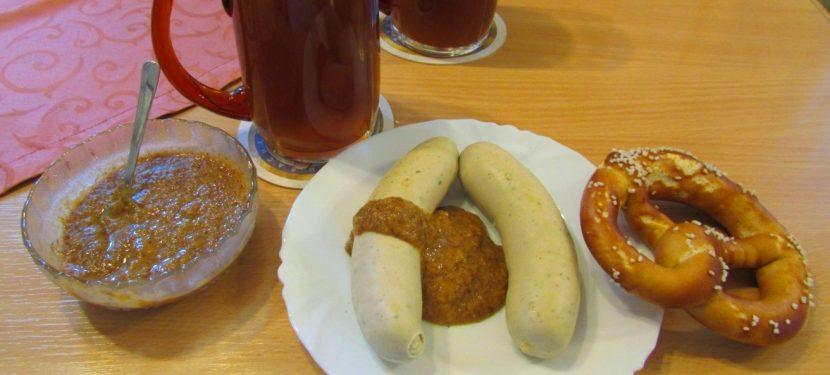 Weißwurstfrühstück am Kirchweih-Montag