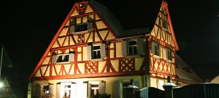 Silvesternacht im Bürgerhaus