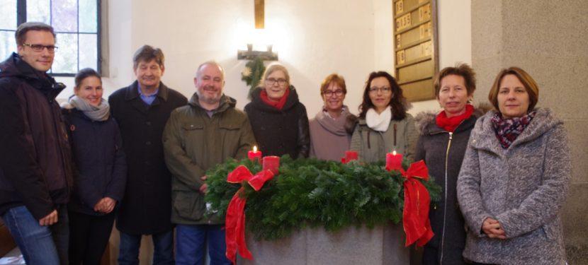 Neuer Kirchenvorstand in Hellmitzheim