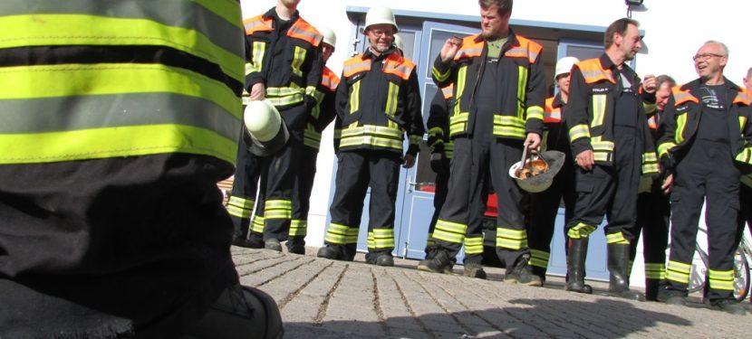 Feuerwehr-Übungsplan 2019