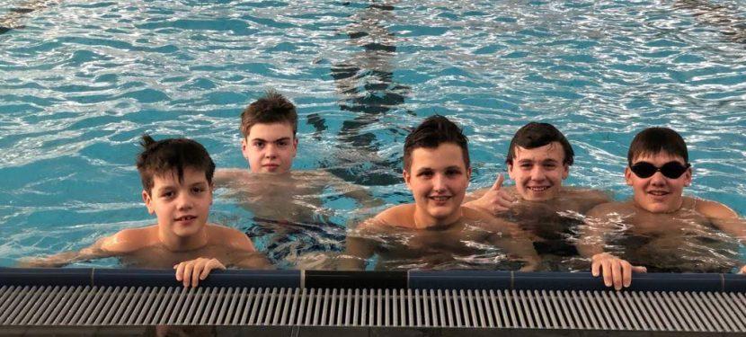 Sieger beim 24-Stunden-Schwimmen