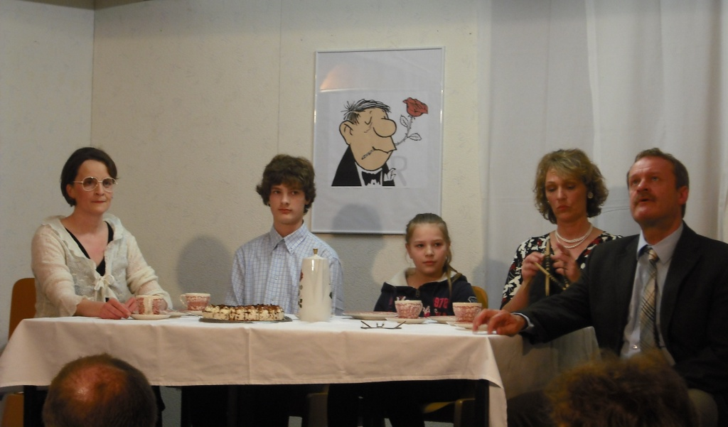 Theaterabend mit Loriot