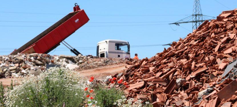 Wertstoffhof und Bauschuttdeponie am Karsamstag geschlossen