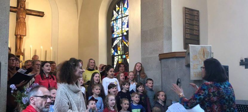 "Kirchenkonzert ""Musik verbindet"""
