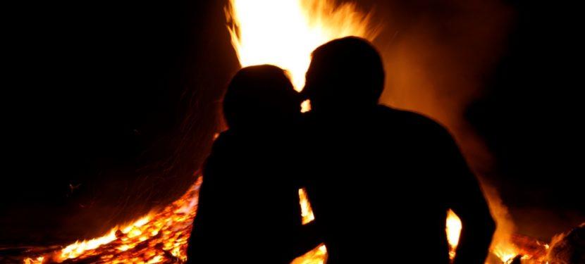 Impressionen vom Sonnwendfeuer ´19