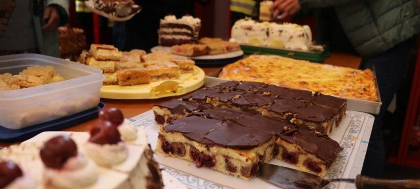 Kirchweih-Ausklang bei Kaffee & Kuchen