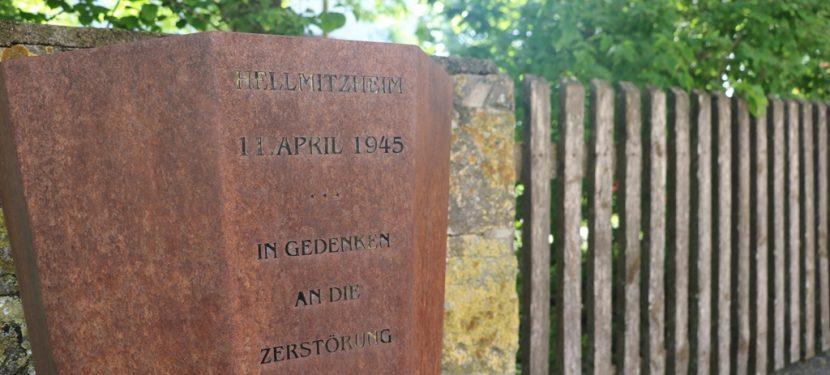11. April: Einladung zur Gedenkveranstaltung