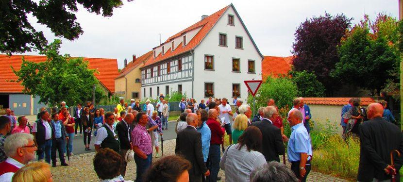 Einladung zur Bürgerversammlung in Hellmitzheim