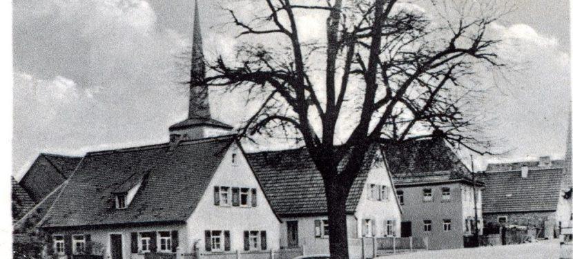 Dorfgeschichte: Die Zehntscheune