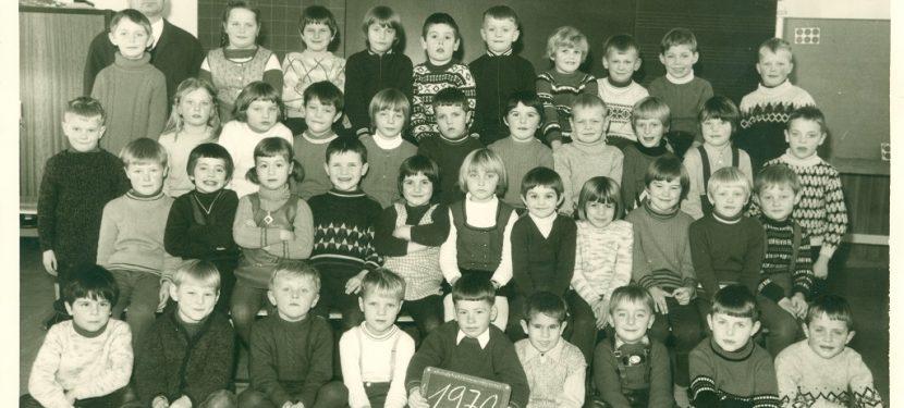 Schulstart vor 51 Jahren