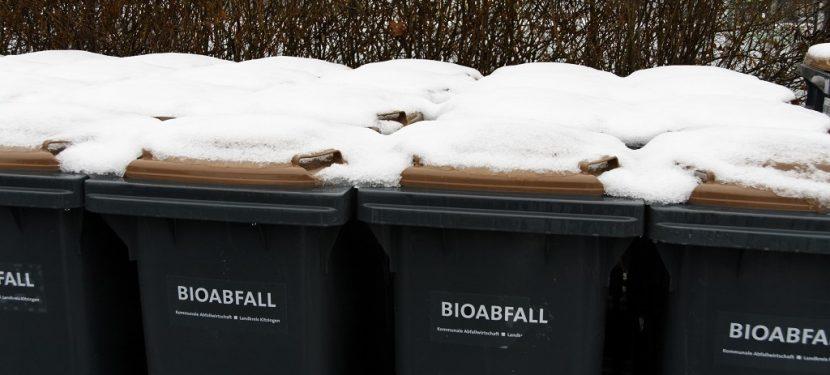 Feiertagsregelung bei der Müllabfuhr & Öffnungszeiten der Entsorgungsanlagen