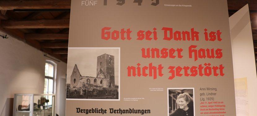 """Sonderausstellung """"1945"""" verlängert"""