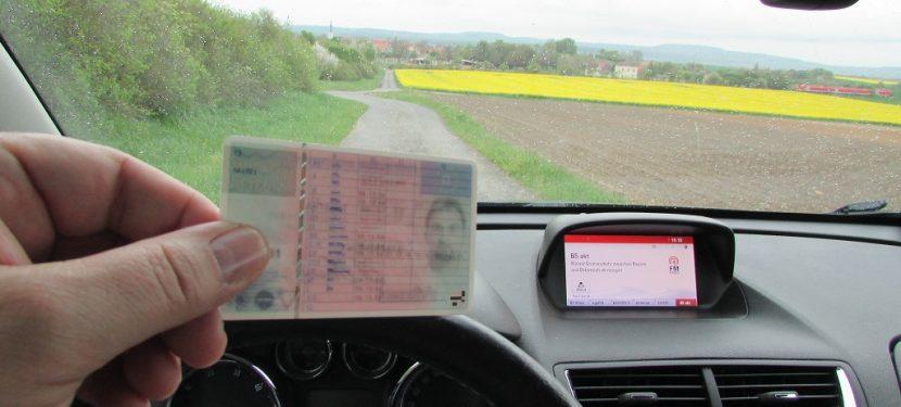 Alte Führerscheine müssen umgetauscht werden