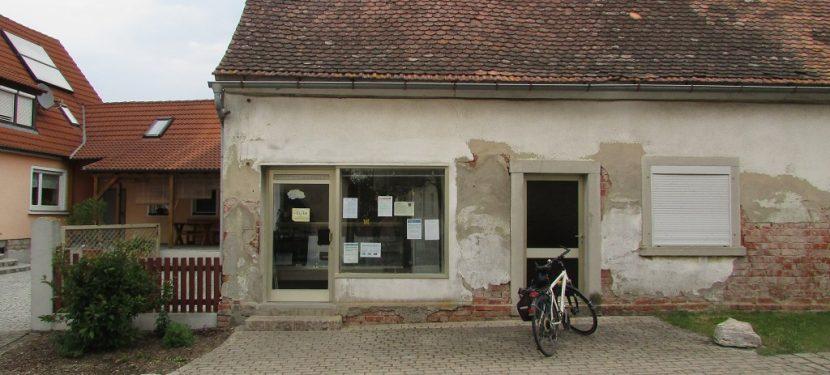 Bäckereifiliale wieder geöffnet